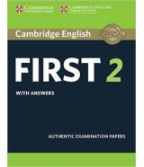 Cambridge English First Practice Tests 2