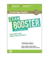Exam Booster for First and FCE for schools